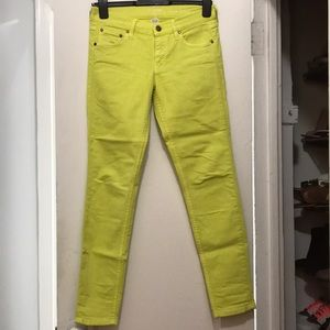 French Connection Florescent Skinny Stretch Jeans